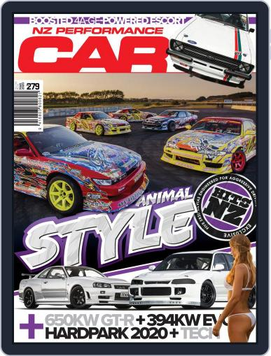 NZ Performance Car March 1st, 2020 Digital Back Issue Cover