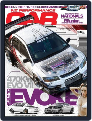 NZ Performance Car April 1st, 2020 Digital Back Issue Cover
