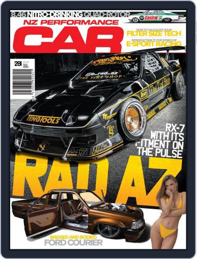 NZ Performance Car May 1st, 2020 Digital Back Issue Cover