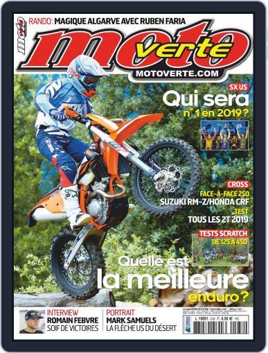 Moto Verte February 1st, 2019 Digital Back Issue Cover