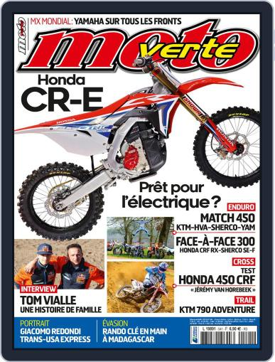 Moto Verte April 1st, 2019 Digital Back Issue Cover