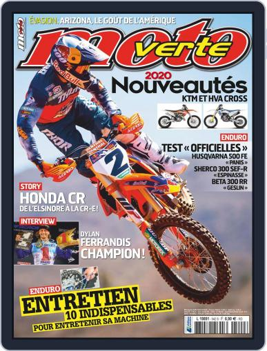 Moto Verte June 1st, 2019 Digital Back Issue Cover
