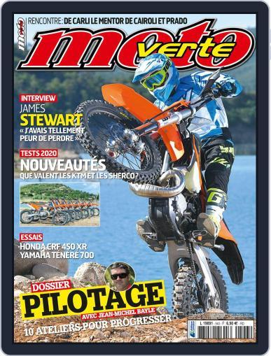 Moto Verte July 1st, 2019 Digital Back Issue Cover