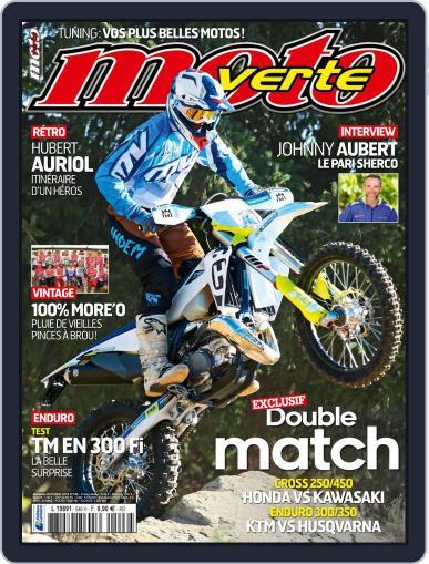 Moto Verte October 1st, 2019 Digital Back Issue Cover