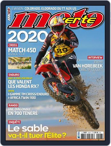 Moto Verte December 1st, 2019 Digital Back Issue Cover