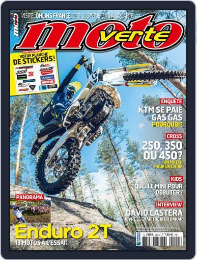 Moto Verte January 1st, 2020 Digital Back Issue Cover