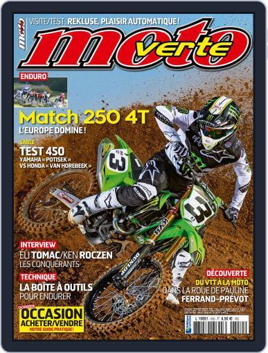 Moto Verte February 1st, 2020 Digital Back Issue Cover