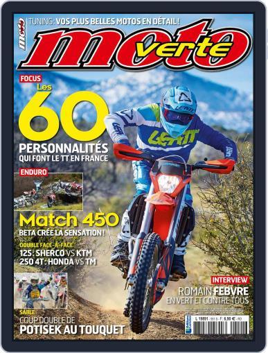 Moto Verte March 1st, 2020 Digital Back Issue Cover