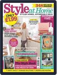 Style At Home United Kingdom (Digital) Subscription January 1st, 2020 Issue