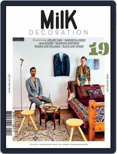 Milk Decoration March 1st, 2017 Digital Back Issue Cover
