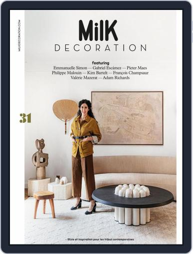 Milk Decoration March 1st, 2020 Digital Back Issue Cover