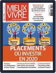 Mieux Vivre Votre Argent (Digital) Subscription January 1st, 2020 Issue