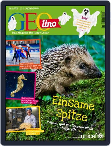 GEOlino November 1st, 2019 Digital Back Issue Cover