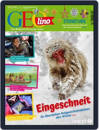 GEOlino January 1st, 2020 Digital Back Issue Cover