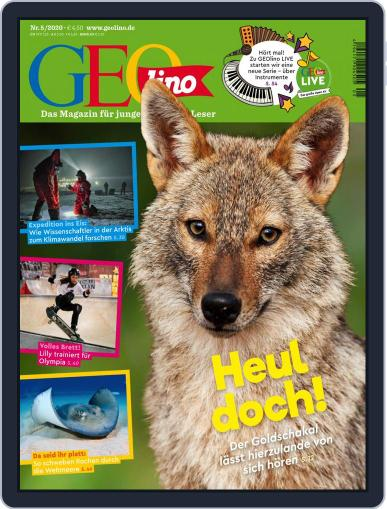GEOlino May 1st, 2020 Digital Back Issue Cover