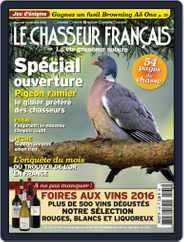 Le Chasseur Français (Digital) Subscription August 22nd, 2016 Issue