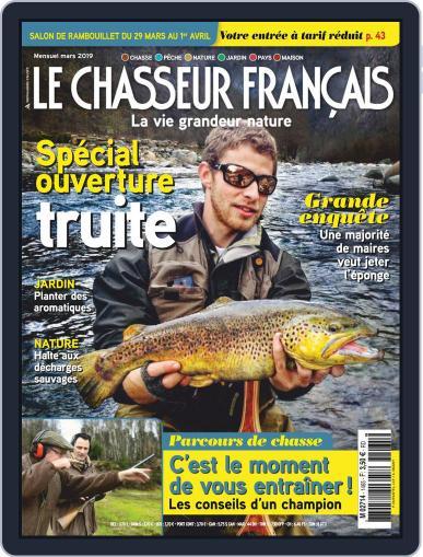 Le Chasseur Français March 1st, 2019 Digital Back Issue Cover