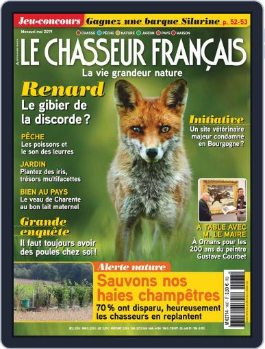 Le Chasseur Français May 1st, 2019 Digital Back Issue Cover