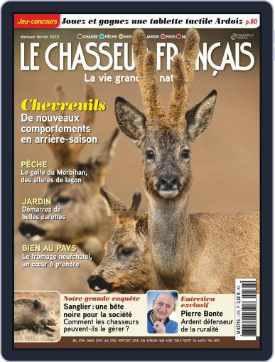 Le Chasseur Français February 1st, 2020 Digital Back Issue Cover