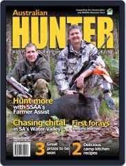 Australian Hunter (Digital) Subscription August 1st, 2016 Issue
