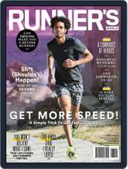 Runner's World South Africa (Digital) Subscription August 1st, 2018 Issue