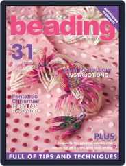 Creative Beading (Digital) Subscription October 1st, 2017 Issue
