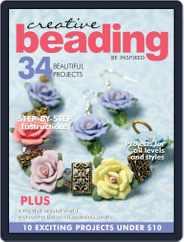 Creative Beading (Digital) Subscription October 1st, 2019 Issue