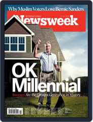 Newsweek Europe (Digital) Subscription March 13th, 2020 Issue