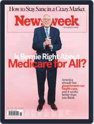 Newsweek Europe (Digital) Subscription March 20th, 2020 Issue