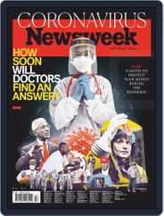 Newsweek Europe (Digital) Subscription April 3rd, 2020 Issue