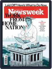 Newsweek Europe (Digital) Subscription April 10th, 2020 Issue