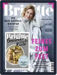 Brigitte (Digital) Subscription December 1st, 2019 Issue