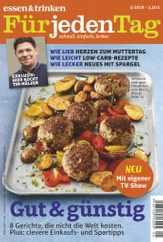 essen&trinken für jeden Tag (Digital) Subscription May 1st, 2019 Issue