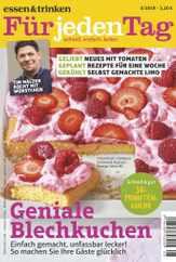 essen&trinken für jeden Tag (Digital) Subscription August 1st, 2019 Issue
