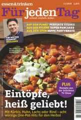 essen&trinken für jeden Tag (Digital) Subscription November 1st, 2019 Issue