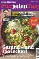 essen&trinken für jeden Tag (Digital) Subscription February 1st, 2020 Issue