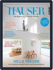 Häuser (Digital) Subscription December 1st, 2017 Issue