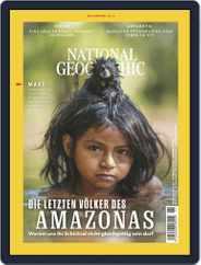 National Geographic Deutschland (Digital) Subscription November 1st, 2018 Issue