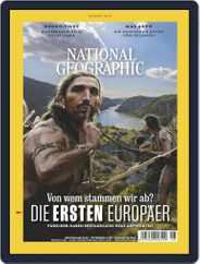 National Geographic Deutschland (Digital) Subscription August 1st, 2019 Issue