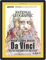 National Geographic Deutschland (Digital) Subscription September 1st, 2019 Issue