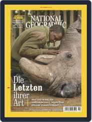 National Geographic Deutschland (Digital) Subscription October 1st, 2019 Issue