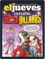 El Jueves (Digital) Subscription February 11th, 2020 Issue