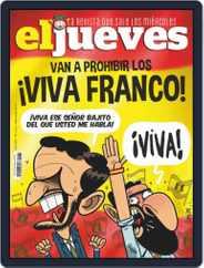 El Jueves (Digital) Subscription February 18th, 2020 Issue