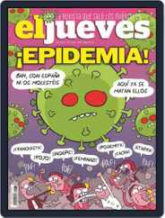 El Jueves (Digital) Subscription February 25th, 2020 Issue