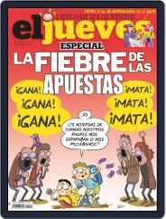 El Jueves (Digital) Subscription March 3rd, 2020 Issue