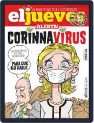 El Jueves (Digital) Subscription March 11th, 2020 Issue