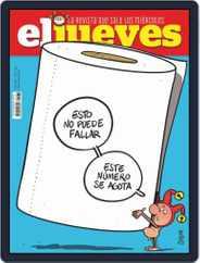 El Jueves (Digital) Subscription March 17th, 2020 Issue