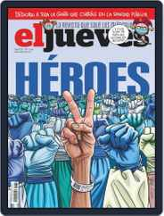 El Jueves (Digital) Subscription April 1st, 2020 Issue