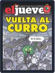 El Jueves (Digital) Subscription April 14th, 2020 Issue