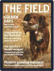 The Field (Digital) Subscription September 1st, 2015 Issue